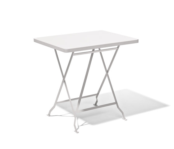 Flip balcony and dining table by Lampert | Cafeteria tables