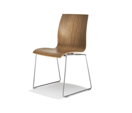 1130/2 Trio by Kusch+Co | Visitors chairs / Side chairs