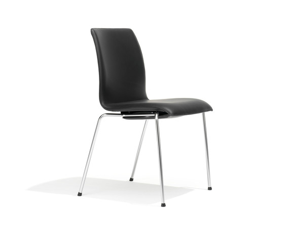 1164/2 Trio by Kusch+Co | Visitors chairs / Side chairs