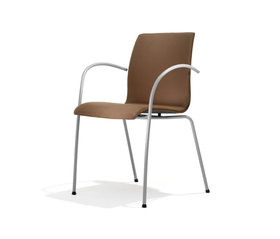 1164/4 Trio by Kusch+Co | Visitors chairs / Side chairs