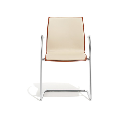 1177/3 Trio by Kusch+Co | Visitors chairs / Side chairs