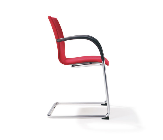 1174/4 Trio by Kusch+Co | Visitors chairs / Side chairs
