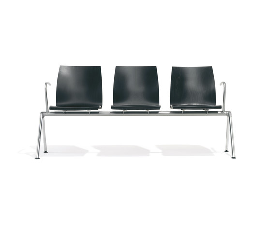 1102/5 Trio by Kusch+Co | Beam / traverse seating