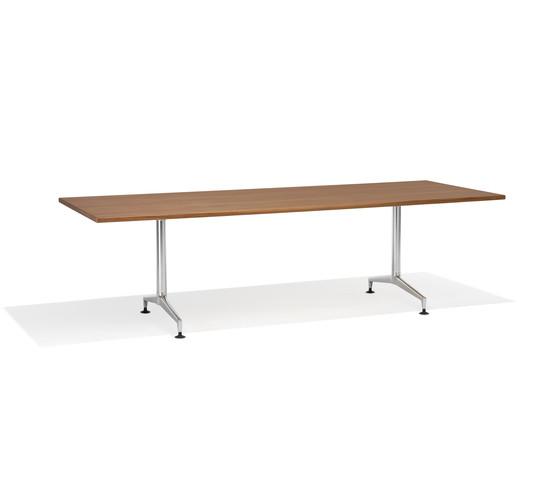 8400/6 Ona desk von Kusch+Co | Objekttische