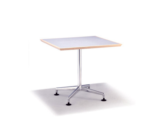 8400/6 Ona desk by Kusch+Co | Cafeteria tables