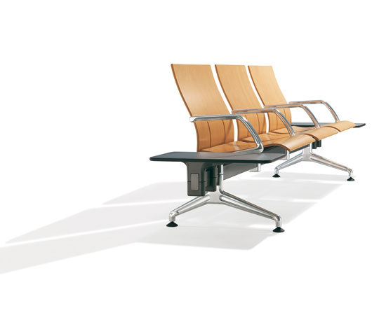 7000/5 Terminal by Kusch+Co | Waiting area benches