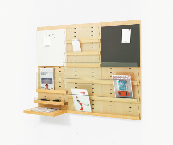 Front Flexible FRTX5060, FRTX10060, … by Karl Andersson | Brochure / Magazine display stands