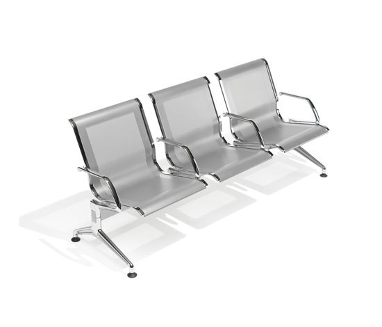 7100/5 Terminal by Kusch+Co | Waiting area benches