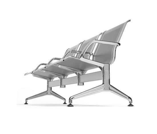 7130/5 Terminal by Kusch+Co | Benches