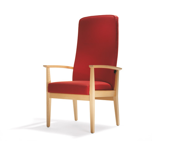 1570/3 Luca by Kusch+Co | Elderly care armchairs