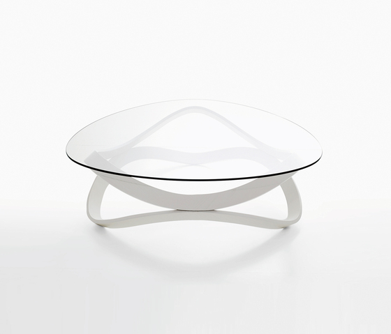 Glass Top Coffee Table From Karl Andersson: Newton By Karl Andersson