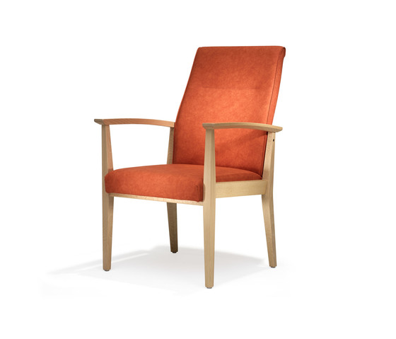 1560/3 Luca de Kusch+Co | Elderly care armchairs