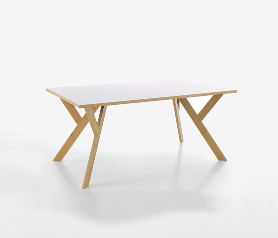 Ypsilon YP116090 by Karl Andersson | Canteen tables