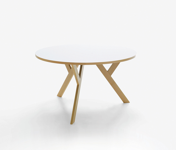 Ypsilon YP3125 by Karl Andersson | Canteen tables
