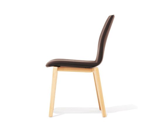 3522/2 Yara by Kusch+Co | Visitors chairs / Side chairs