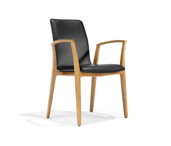 3522/4 Yara by Kusch+Co | Visitors chairs / Side chairs