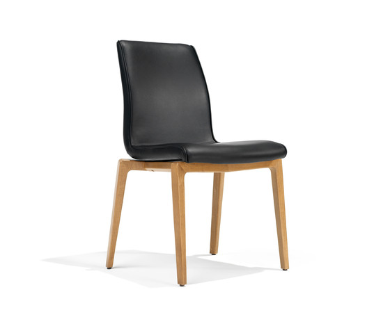 3552/2 Yara by Kusch+Co | Visitors chairs / Side chairs