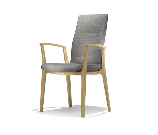 3557/4 Yara by Kusch+Co | Visitors chairs / Side chairs