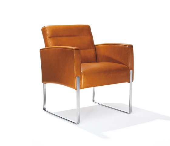 5073/3 Vega by Kusch+Co | Lounge chairs