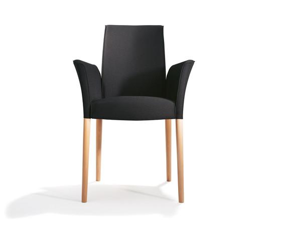 8785/3 Ona Lounge von Kusch+Co | Besucherstühle