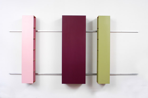 Slide Board by Nola Star | Bath shelving