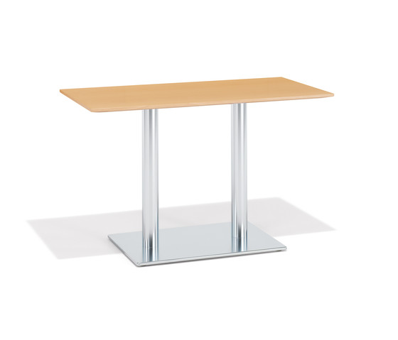 8800/6 table by Kusch+Co   Cafeteria tables