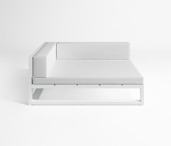 Na Xemena XL 1 Sofa by GANDIABLASCO | Garden sofas