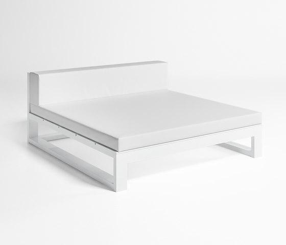 Na Xemena XL 2 Sofa by GANDIABLASCO | Garden sofas