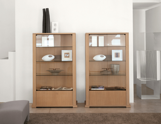bryant vetrina by Porada | Display cabinets