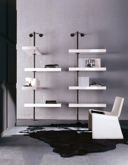Domino expo Librerie di Porada | Scaffali