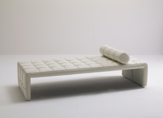 scarlett by Porada | Upholstered benches