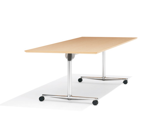 9000/6 Roll`n`meet table by Kusch+Co | Multipurpose tables