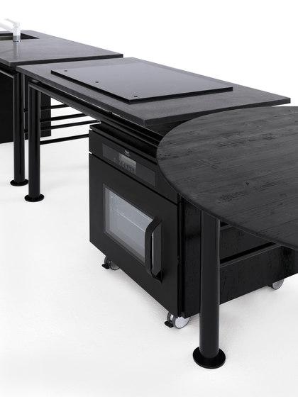 Axis Black de Opinion Ciatti | Cuisines modulaires