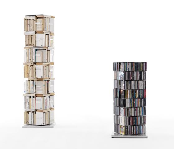 Ptolomeo X4 by Opinion Ciatti | CD racks
