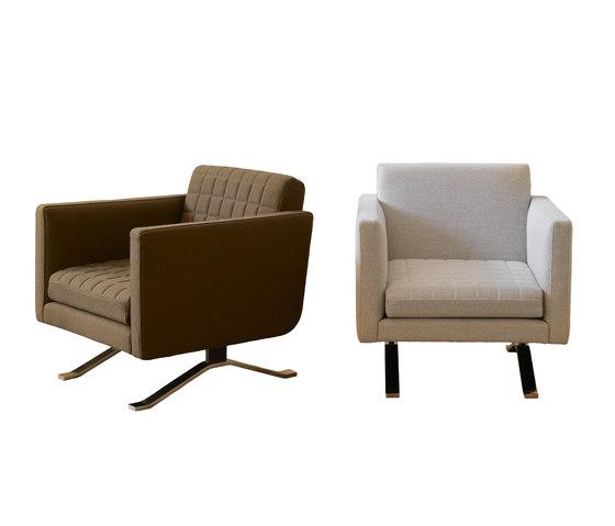 Kylian armchair de Casala | Sillones