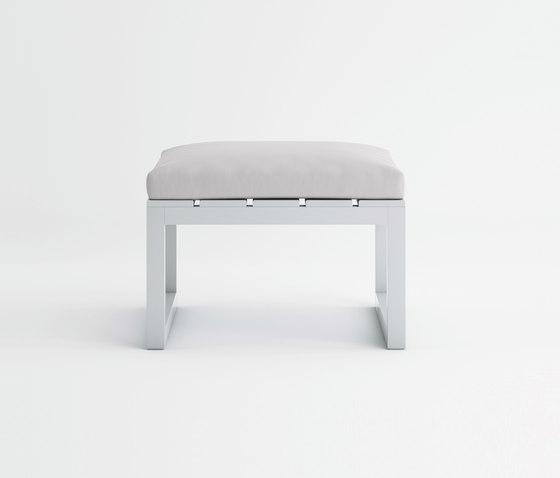 Saler Pouf by GANDIABLASCO | Garden stools
