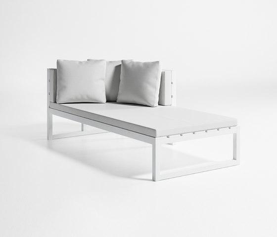 Saler Sofa Modular 2 by GANDIABLASCO | Sun loungers