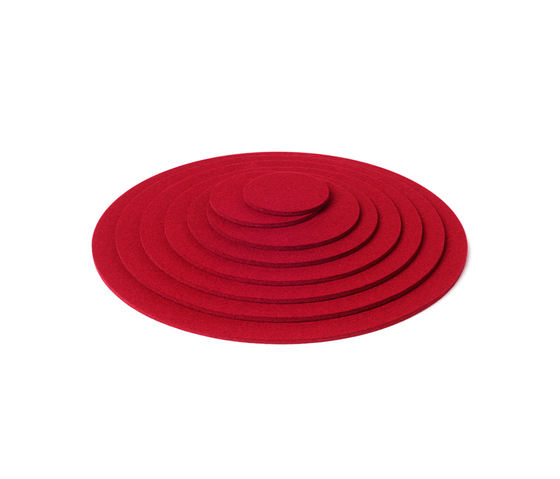 Coaster round by HEY-SIGN | Coasters / Trivets