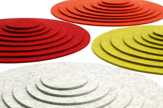 Coaster round by HEY-SIGN   Coasters / Trivets