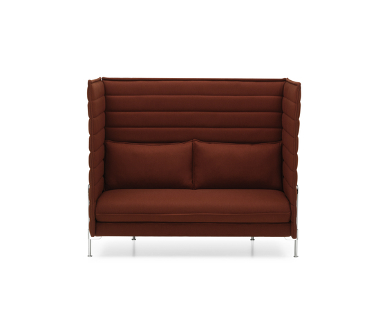 Alcove Highback Two-Seater di Vitra | Divani lounge