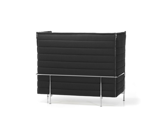 Alcove Highback Two-Seater de Vitra | Canapés d'attente