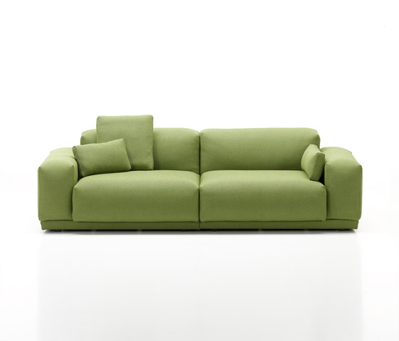 Place Sofa 2-seater by Vitra | Sofas