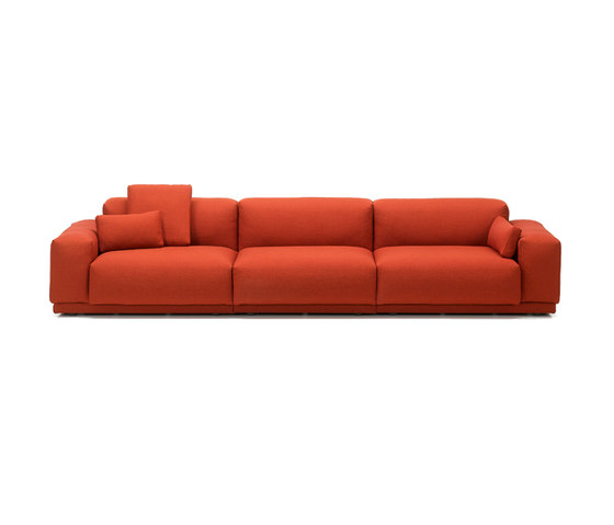 Place Sofa 3-seater by Vitra | Sofas
