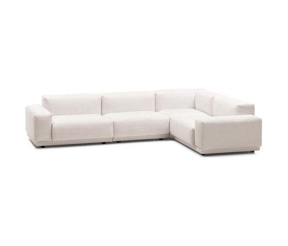 Place Sofa 4-seater corner configuration by Vitra | Sofas