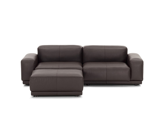 Place Sofa 2-seater ottoman by Vitra | Sofas