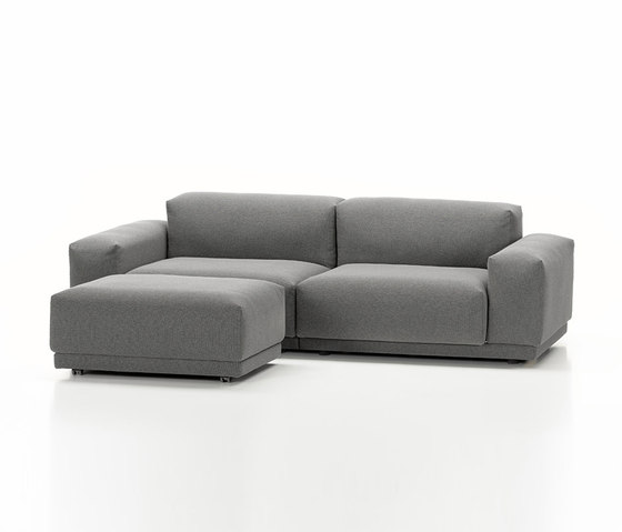 place sofa von vitra 2 sitzer ottoman 2 sitzer chaise. Black Bedroom Furniture Sets. Home Design Ideas