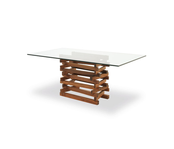 Falò Glass by Riva 1920 | Dining tables