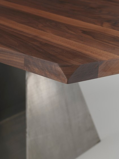 Bedrock Plank C by Riva 1920 | Dining tables