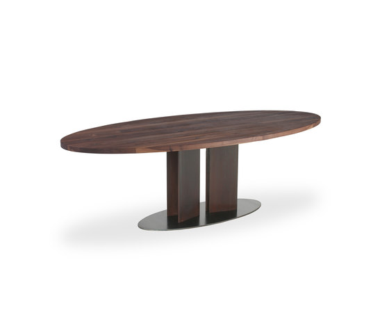 Natura Ovale by Riva 1920 | Dining tables
