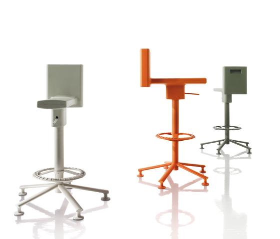 360° Stool by Magis | Swivel stools